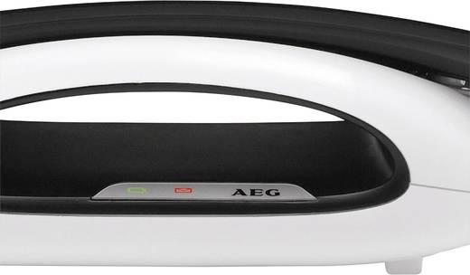 Vezeték nélküli analóg telefon világító kijelzővel, fehér, AEG Solo 15