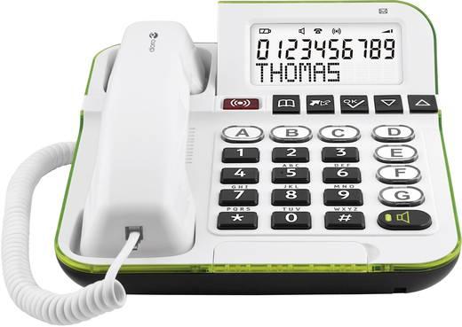 Vezetékes telefon, vészhívóval időseknek doro Secure 350 380041
