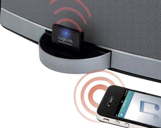Zenei vevő, Bluetooth: 2.0, A2DP, AVRCP 10 m, LogiLink BT0021