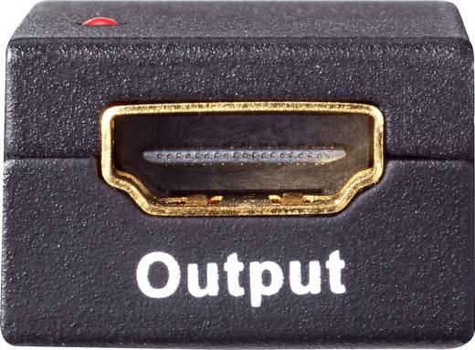 HDMI jelerősítő 1 be/1 ki, fekete, SpeaKa Professional