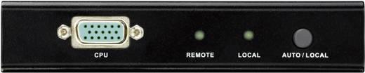 VGA, USB 2.0 KVM extender jelerősítő, jeltovábbító RJ45 csatlakozással 150 m-ig Aten CE700A-AT-G