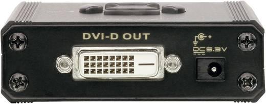 VGA - DVI átalakító konverter [1x VGA dugó - 1x DVI aljzat 24+1pól.] Aten VC160-AT-G