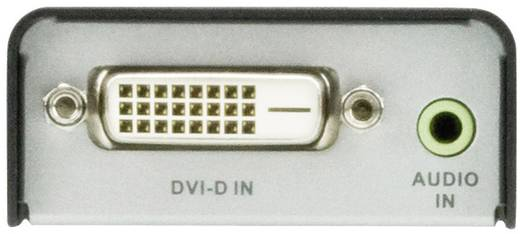 DVI Extender, jeltovábbító RJ45 csatlakozással, max.60m-ig Aten VE600A-AT-G