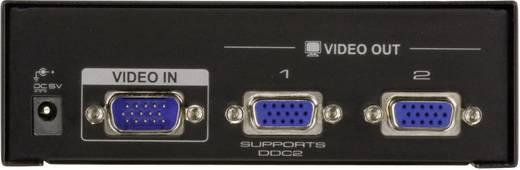 2 portos VGA splitter beépített erősítővel ATEN fekete