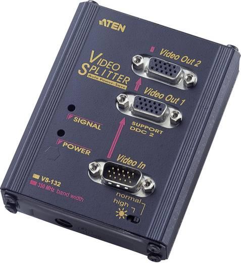 2 portos VGA splitter ATEN fekete