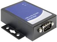 USB 2.0 adapter 1 x D-SUB aljzat 9 pól. - 1 x USB 2.0 aljzat B, fekete Delock (87585) Delock