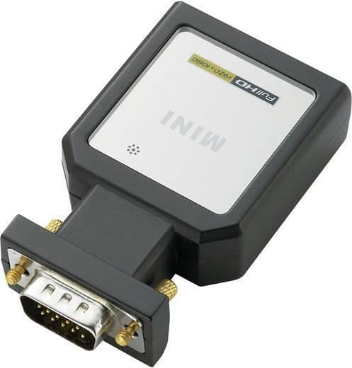 HDMI/VGA/YUV konverter, átalakító 1080p, Speaka Professional