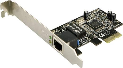 PCI Express Gigabit hálózatikártya 1000 Mbit/s, LogiLink PC0029A
