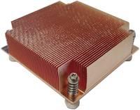Passzív processzor hűtő, CPU hűtő, Dynatron K129 (K129) Dynatron