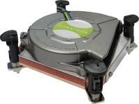 Processzor hűtő ventilátorral, CPU hűtő, Dynatron K2 (K2) Dynatron