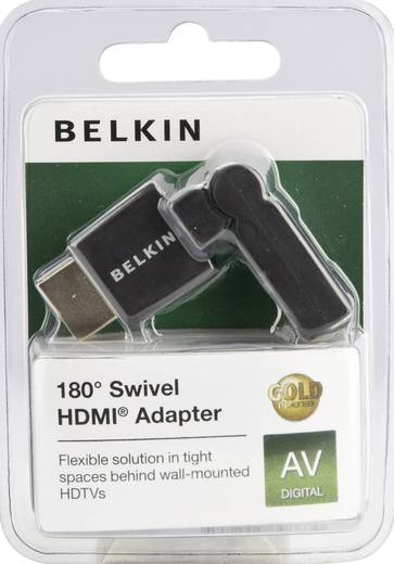 HDMI-3D adapter dugó/hüvely, Belkin