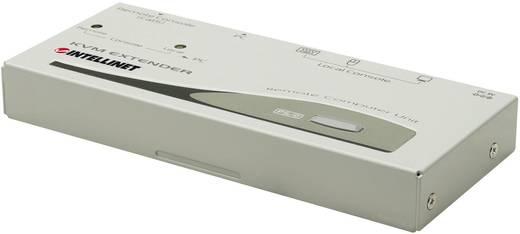 VGA, PS/2, RJ45, KVM Extender, jeltovábbító 150m Intellinet 524353