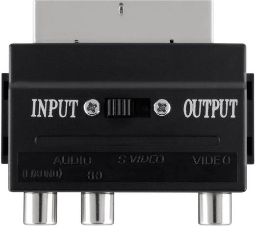 Scart/RCA/S video audio/video adapter, Belkin