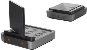 Vezeték nélküli jeltovábbító, RCA audio video jeltovábbító készlet max.100 m 5.8 GHz One For All SV 1730 One For All