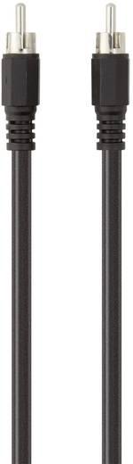 Digitális optikai audio kábel, Toslink dugó - dugó, 0,5 m, fekete, Belkin