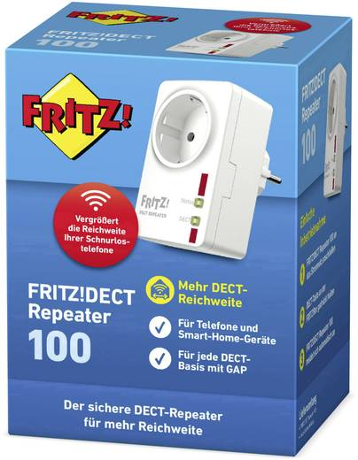 Repeater AVM FRITZ!DECT 100