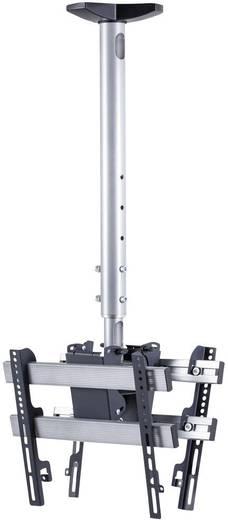 Kettős mennyezeti LCD, TV tartó konzol, forgatható, dönthető 61 - 94 cm (24 - 37) méretig VCM TDH 3 DOUBLE 17812
