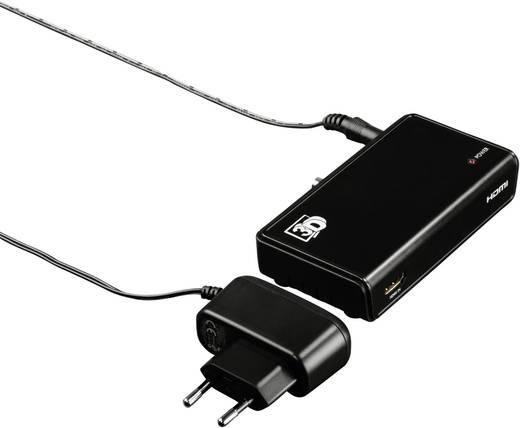 HDMI Audio konverter, HDMI hangleválasztó splitter Hama 83205