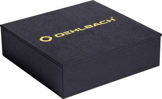 RCA digitális digitális Audio csatlakozókábel [1x RCA dugó - 1x RCA dugó] 1 m fekete Oehlbach