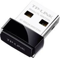 WLAN stick USB 2.0 150 MBit/s, 2.4 GHz, TP-LINK TL-WN725N, WLAN-N USB adapter, Nano TP-LINK WN725N (TL-WN725N) TP-LINK