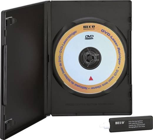 DVD fejtisztító lemez tisztító Beco 712.09