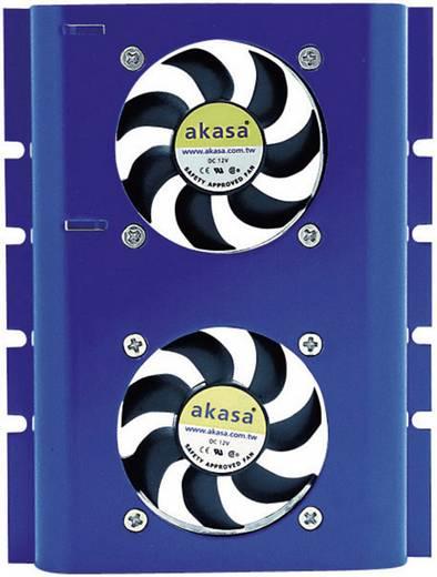 Merevlemez (HDD) hűtő 8,9 cm (3,5), Akasa AK-HD-BL