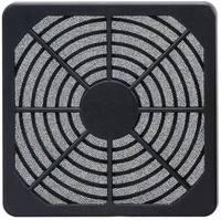 Ventilátor szűrő, 120 mm, fekete, Akasa 28513C48A (GRM120-30) Akasa