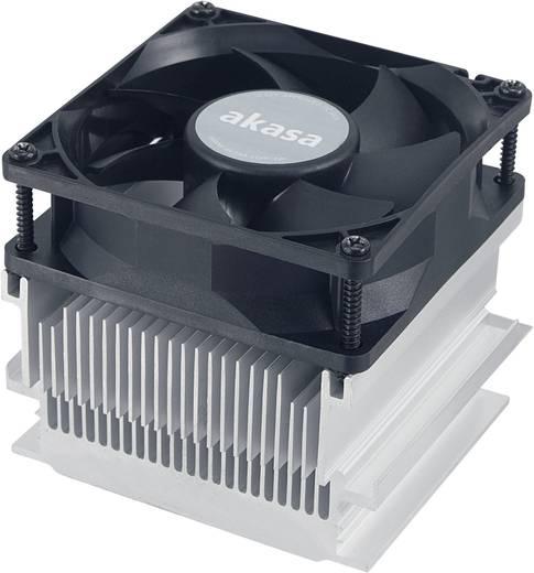 Processzor (CPU) hűtő, Akasa AK-675