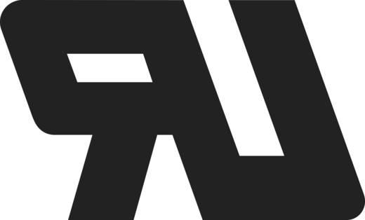 Thomas & Betts Twist Tail kábelkötöző, letéphető végű, 181x4,7mm, fekete, 50 db, TT-7-30-0-L-EU