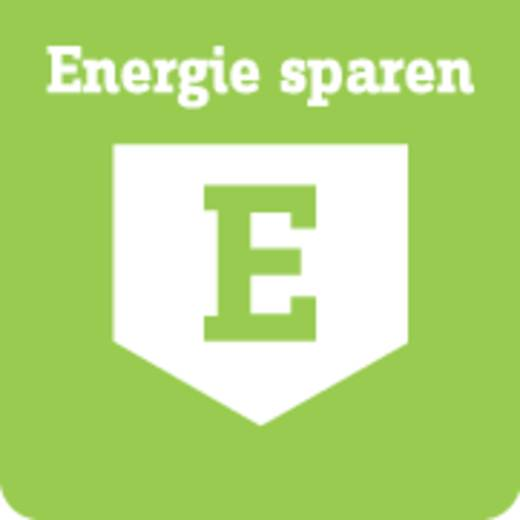 LED-es leszúrható napelemes kerti lámpa, rozsdamentes acél, Esotec Swing 102070