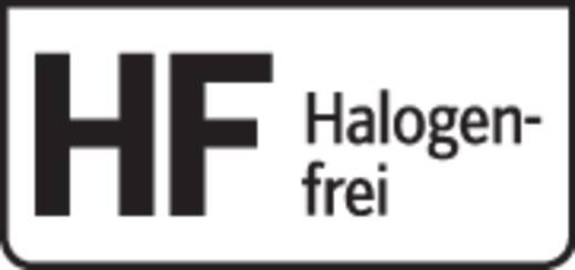 Kábelcsatorna belső Ø: 14.2 mm, 10 m, fekete (RAL 9005) SILVYN FPAS 18/14,2x18,5 BK LappKabel