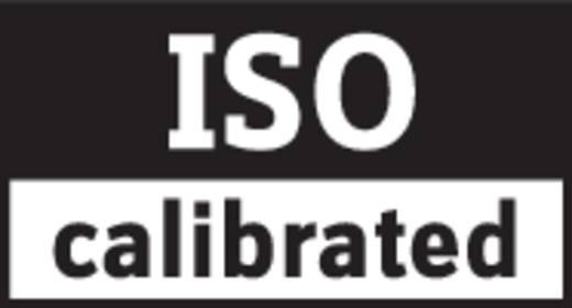 ISO kalibrált digitális multiméter, True RMS mérőműszer, 600V AC/DC 10A AC/DC Voltcraft VC265 Green Line (ISO)