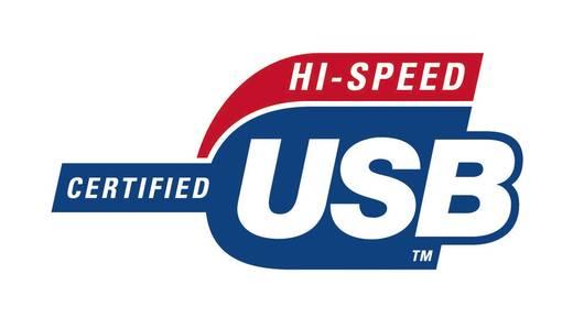 USB 2.0 patchkábel Dugó, egyenes 17-200231 IP67-IP20, A típus Conec, tartalom:, 1 db