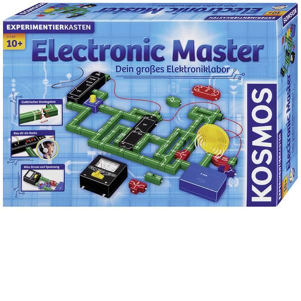 Kit esperimenti e pacchetti di apprendimento - Kosmos 615918 Electronic Master Kit esperimenti da 10 anni -