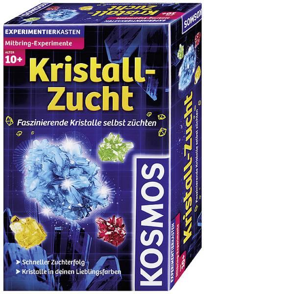 Kit di apprendimento chimica - PRODOTTO IN LINGUA TEDESCA Kosmos Esperimenti portatili Crescita dei cristalli 659028 Classe di età da 10 anni -