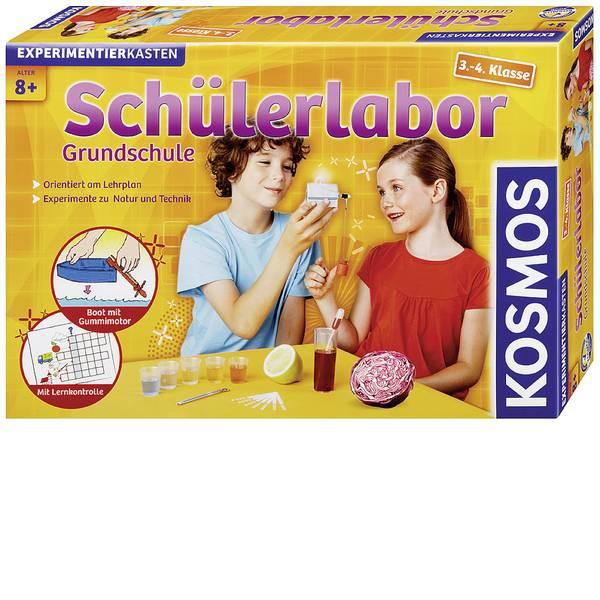 Kit di apprendimento chimica - Kosmos Schülerlabor Grundschule 633912 Kit esperimenti da 8 anni -