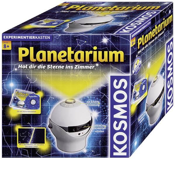 Kit esperimenti e pacchetti di apprendimento - PRODOTTO IN LINGUA TEDESCA Kosmos Planetario 676810 Classe di età da 8 anni -