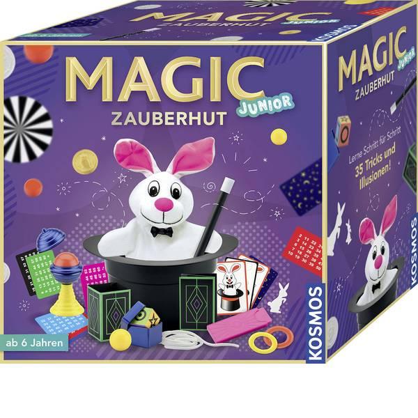 Kit esperimenti e pacchetti di apprendimento - Kit esperimenti Kosmos Magic Zauberhut 680282 da 6 anni -
