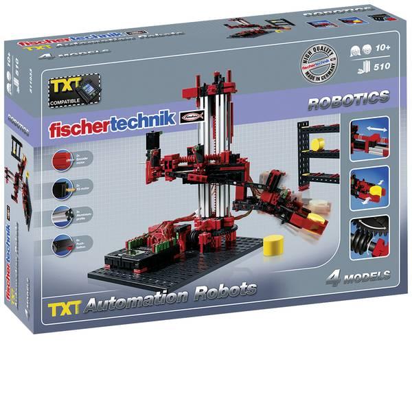 Robot in kit di montaggio - fischertechnik Robot ROBOTICS TXT Automation Robots 511933 -