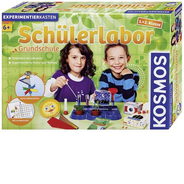 Kit di apprendimento chimica - Kosmos Schülerlabor Grundschule 634315 Kit esperimenti da 6 anni -