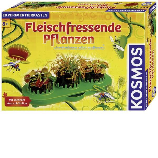 Kit esperimenti e pacchetti di apprendimento - Kosmos 631611 Fleischfressende Pflanze Kit esperimenti da 8 anni -