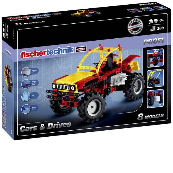 Kit esperimenti e pacchetti di apprendimento - Tecnologia Fischer auto professionale & drive -