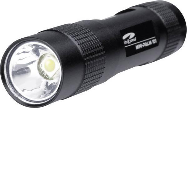 Torce tascabili - LiteXpress Mini-Palm 101-2 LED Mini torcia elettrica Portachiavi a batteria 67 lm 1.5 h 26 g -