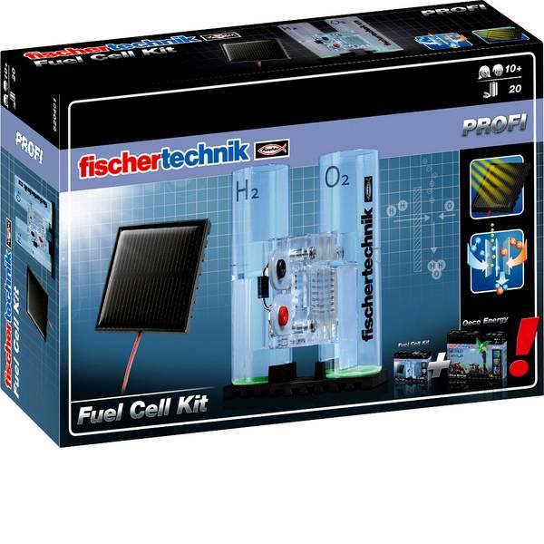 Kit esperimenti e pacchetti di apprendimento - Kit PROFI Fuel Cell FischerTechnik - kit di sperimentazione con celle a combustibile -