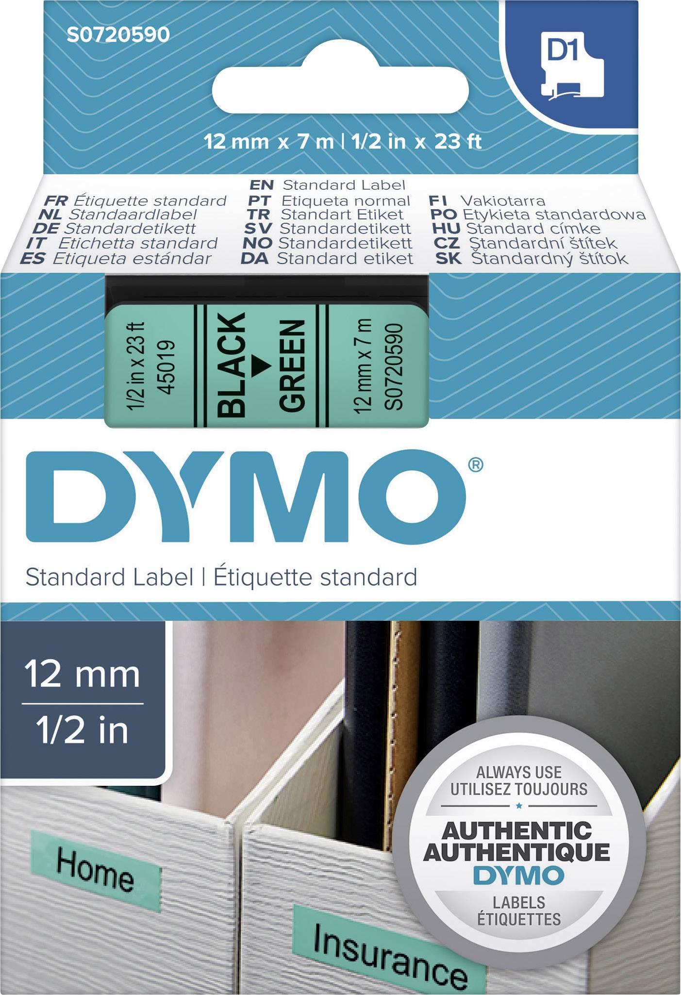 Cassetta nastro DYMO D1 45019 Color