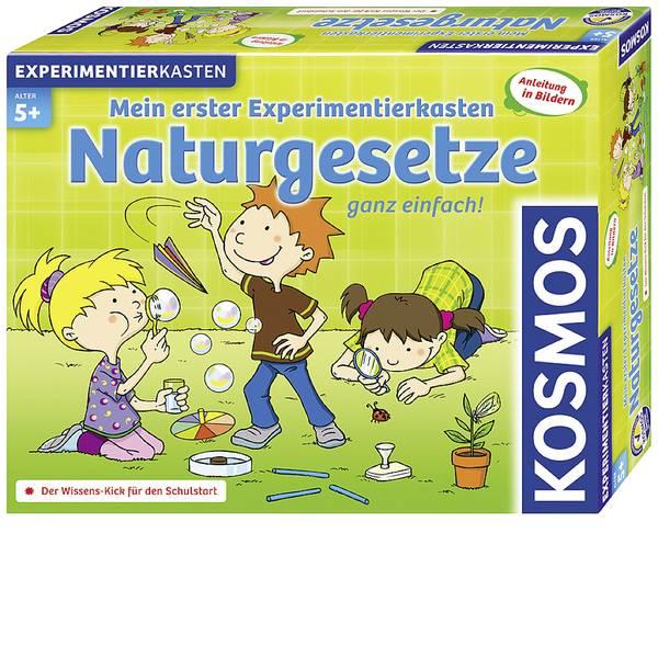 Kit di apprendimento natura - Kosmos 602079 Mein erster Experimentierkasten - Naturgesetze Kit esperimenti da 5 anni -