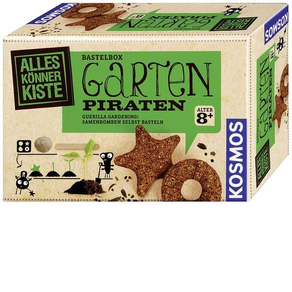 Kit di apprendimento natura - Kosmos 604028 Garten-Piraten Scatola per il fai da te da 8 anni -