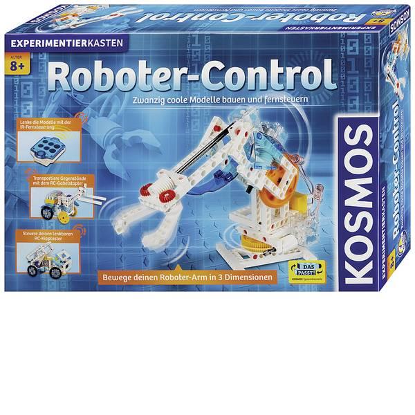 Kit di apprendimento chimica - Kosmos Roboter-Control 620370 Kit esperimenti da 8 anni -