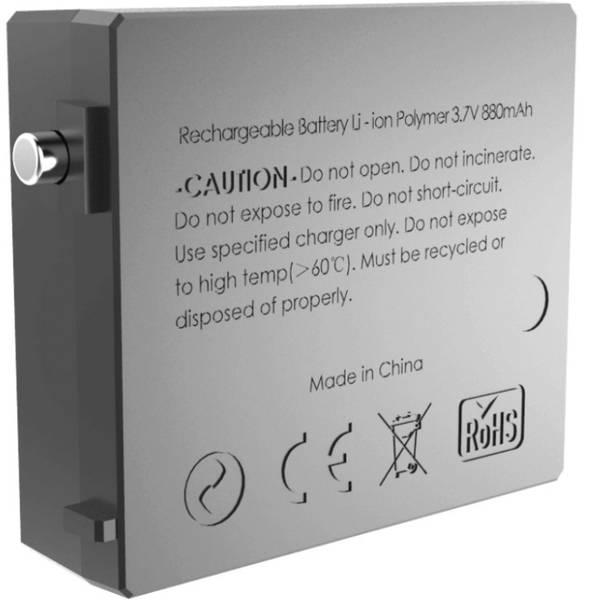 Accessori per torce portatili - Batteria ricaricabile di ricambio Lampada da testa SEO Ledlenser 7784 -