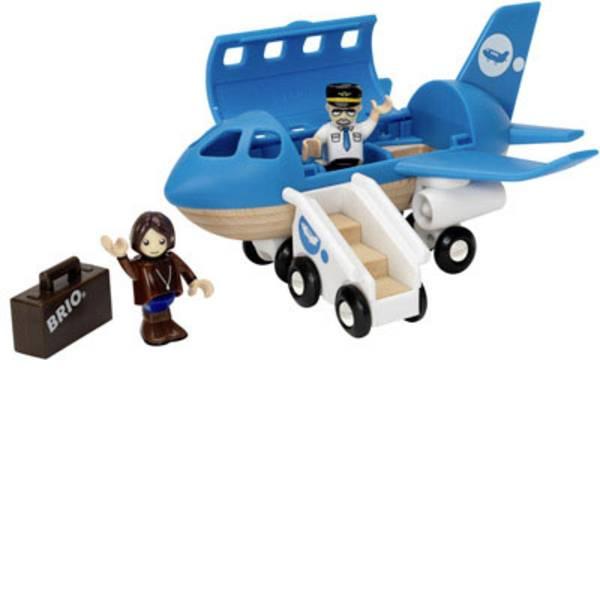 Personaggi da gioco - Brio Blaues Flugzeug 33306000 -